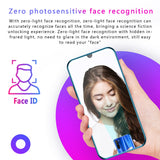 2019 Latest Fashion 6GB RAM+128GB ROM Face Unlock Android9.1 Dual SIM Card 4G Smartphone
