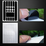 Bike Chain Frame Scratch Protector Bicycle Protective Sticker Paster