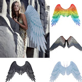 New Fashion Wings Halloween Mardi Gras Cosplay Pretend Play Dress Up Costume Accessory