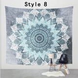 Popular Boho Style Home Living Tapestry Beautiful Living Room/Bedroom Decor Multi Functional Hanging Blanket