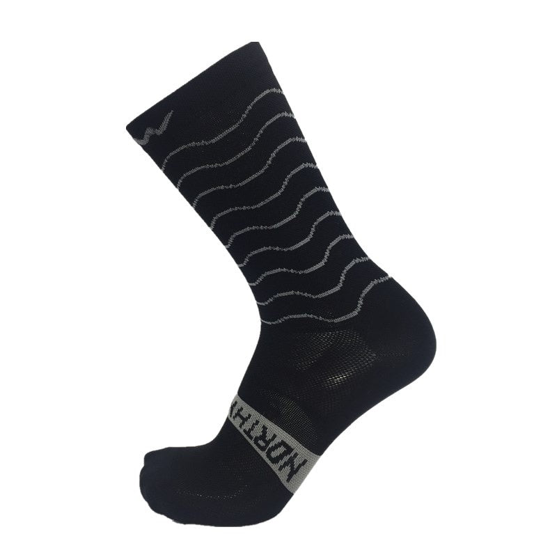 Outdoor Sport Socks Riding Cycling Basketball Socks Running Sport Socks Man Women Bicycle Socks