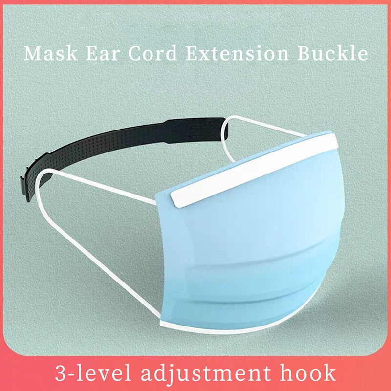 Mask Extension Hook Adjustable Third Gear Anti-slip Ear Mask Grips