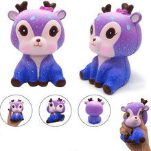 Load image into Gallery viewer, Cute Fashion Kawaii Jumbo Squishy Panda Hamburger Fruit Animal Unicorn Deer Squishies Slow Rising Squishy Squeeze Toy Anti Stress Toys Gift Reliever Stress Toy