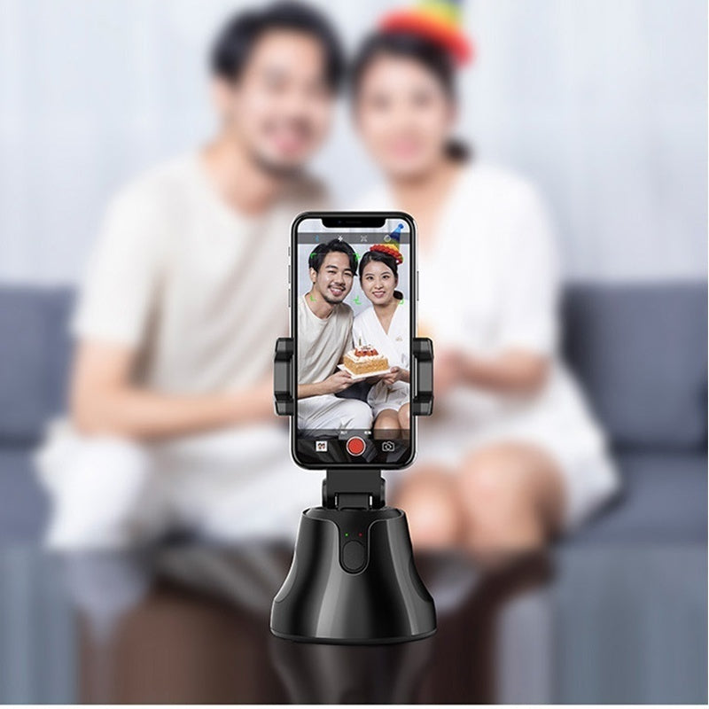 New Smartphone Stabilizer Mount Ergonomic Hand Grip Video Vlogging Kit Motion Camcorder Phone Handle Holder Smartphone Gimbal