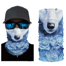 Load image into Gallery viewer, 47 Styles 2020 Unisex Seamless Rave Bandana Neck Gaiter Tube Mask Headwear, Motorcycle Face Mask For Women Men Face Scarf
