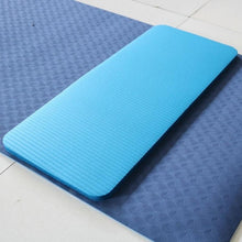 Load image into Gallery viewer, Non-slip NBR Pilates Yoga Mat Home Exercise Meditation Pad Gym Workout Fitness