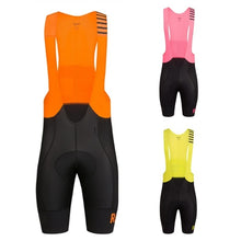 Load image into Gallery viewer, Rap-ha Men Cycling Jersey Pro Team Bib Shorts KAY