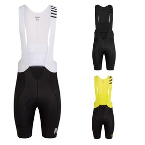 Rap-ha Men Cycling Jersey Pro Team Bib Shorts KAY