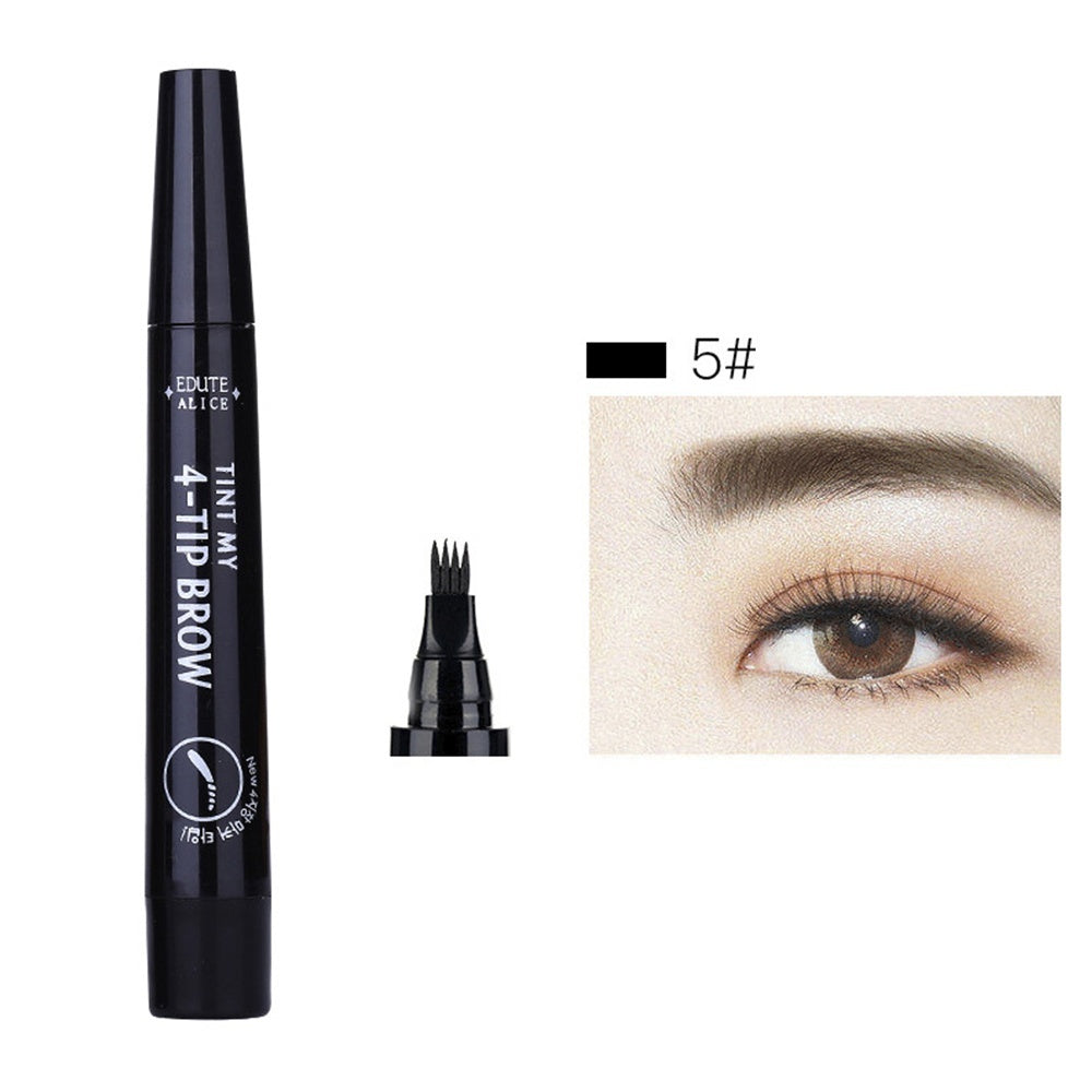 4 Points Eyebrow Pen Waterproof makeup tools
