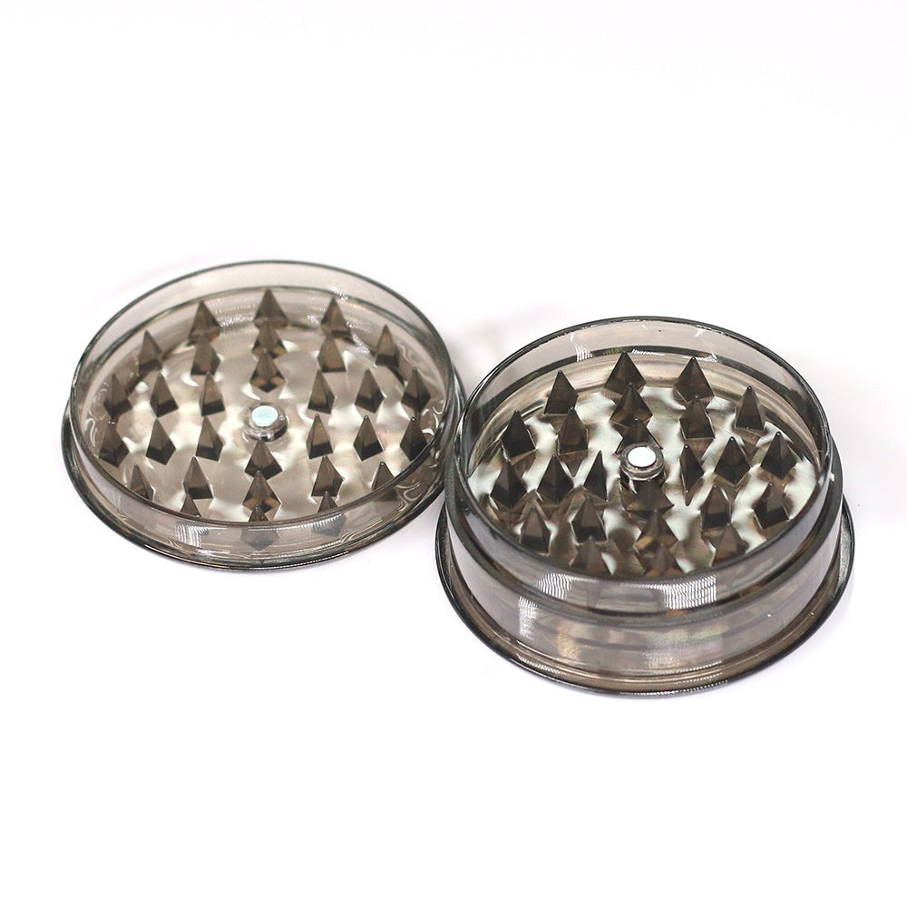 3.5inch Creativity glass smoking pipe set with smoke grinder smoking bowl smoke peice