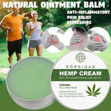 10g/20g/30g/50g Natural ointment, joint, back, cervical spine, lumbar analgesic ointment, anti-inflammatory/analgesic/refreshing.