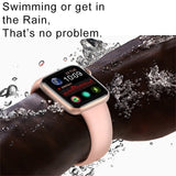 2020 New Fashion I11 Watch Series 5 New UI Fashion Smart Watch Alloy Metal Shell Smartwatch Bluetooth Call Touch Screen Smartwatch Intelligent Fitness Tracker Heart Rate Monitor Can Control Siri For IOS Android PK Apple Watch Series 5 4 3