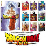 Dragon Ball Super Complete Series Part 1-10 1 2 3 4 5 6 7 8 9 10  Popular American TV Series Poster
