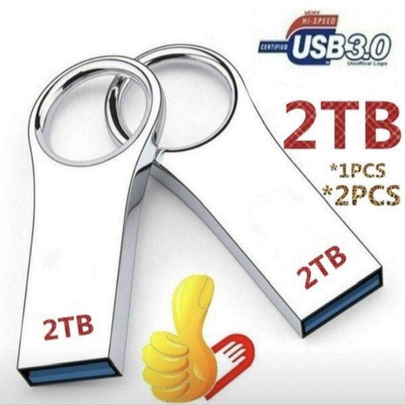 Hot Classics Metal USB Disk USB3.0 Flash Driver Disk Memory Stick Waterproof Pen Drive
