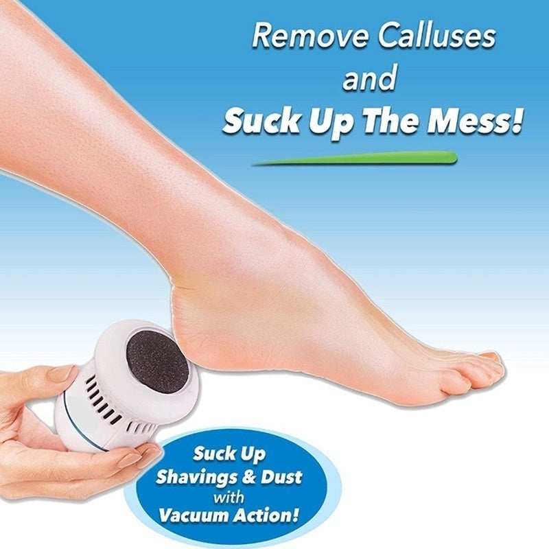New Electric Reamer Skin Grinding Hard Skin Trimmer Dead Skin Foot Care Tool Callus Removes Heel Calluses