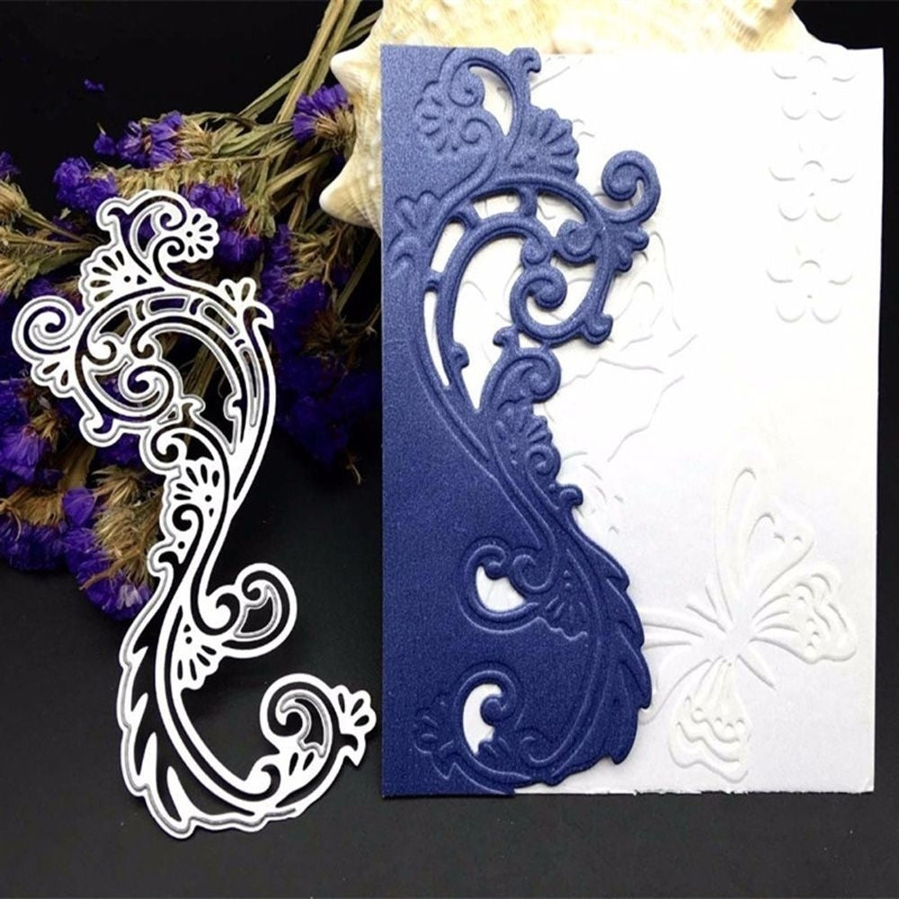 Vine Metal Cutting Dies for Scrapbooking/Photo Album Decorative Embossing Handcraft Die Cutting Template