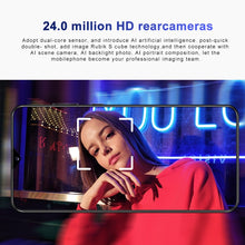 Load image into Gallery viewer, S30U+ Android 10.0 Smartphone 6.7 Inches Large Memory 8GB+512GB Ultra-thin Face/fingerprint Unlock Dual Card Phone Supports