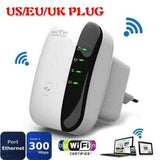 EU/UK/US 300Mbps Wireless Wifi Router AP Repeater Extender Wirelless Router Wireless Routers Wifi Extender Wifi Signal Amplifier