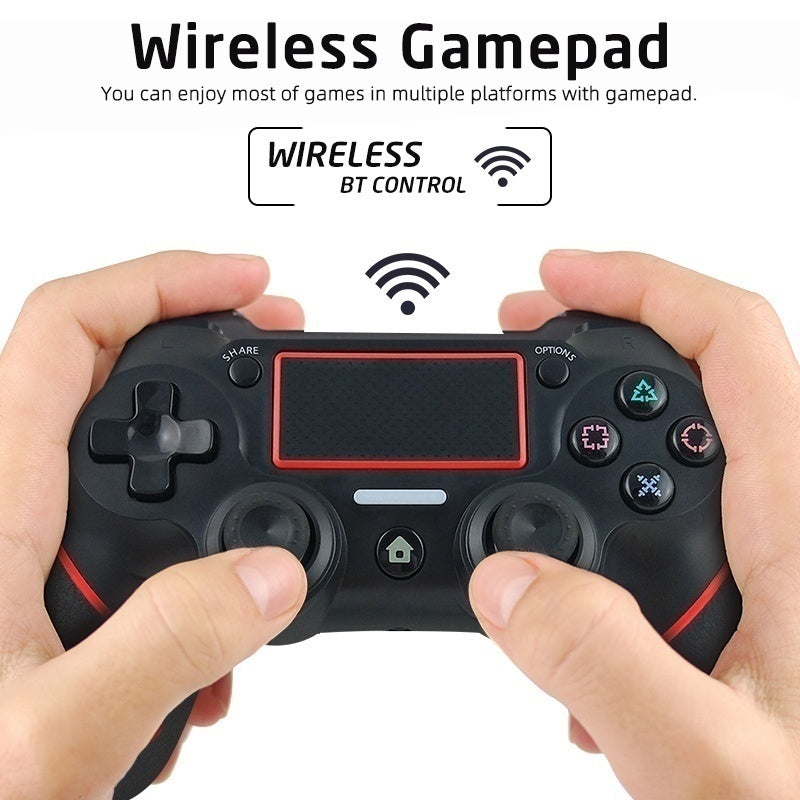 2020 Ps4 Controller Ps4 Wireless Controller PS4 Wireless/Wired Game Controller