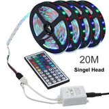 3528 Strip multicolor Color with LED LED Light Changing 44key Remote Controller  String Lights