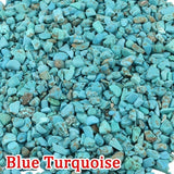 Natural Crystal Mixed Stones Home Decoration Tumbled Chips Crushed Stone Healing Crystal Diy Jewelry Making 30g