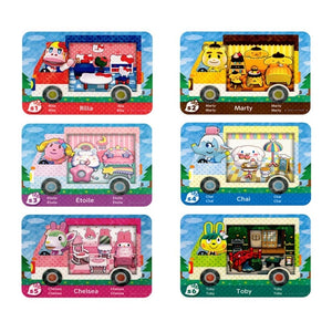 Top16  Animal Crossing Series Nfc Tag Cards Amiibo Card Of 3D Wiiu Ns Featured