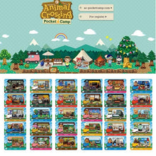 Load image into Gallery viewer, Top16  Animal Crossing Series Nfc Tag Cards Amiibo Card Of 3D Wiiu Ns Featured