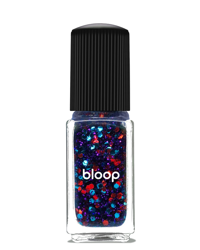 Bloop Nail Polishes set-Sparkle Collection 06