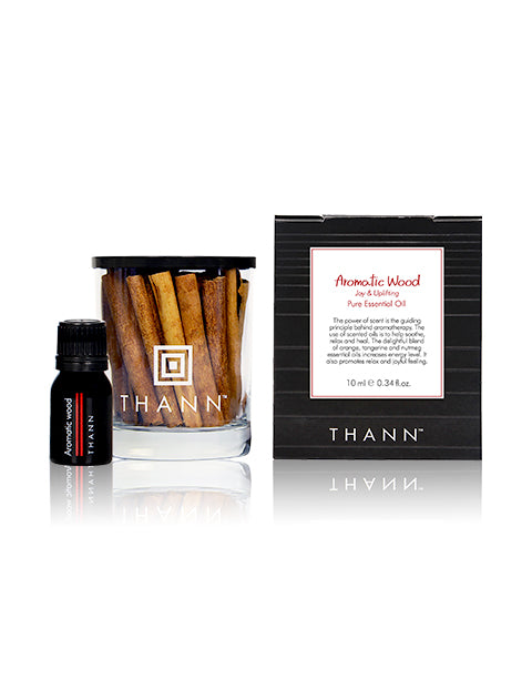 THANN Aromatic Wood Essential Oil 10ml