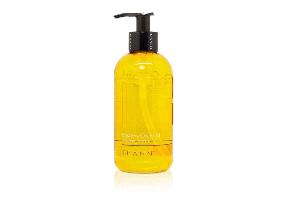 THANN Eastern Orchard Aromatherapy Shower Gel-320ml