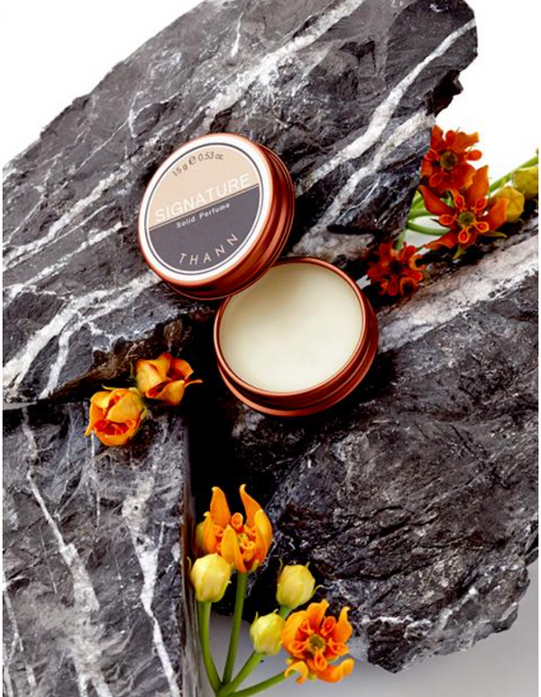 THANN Signature Solid Perfume-15g