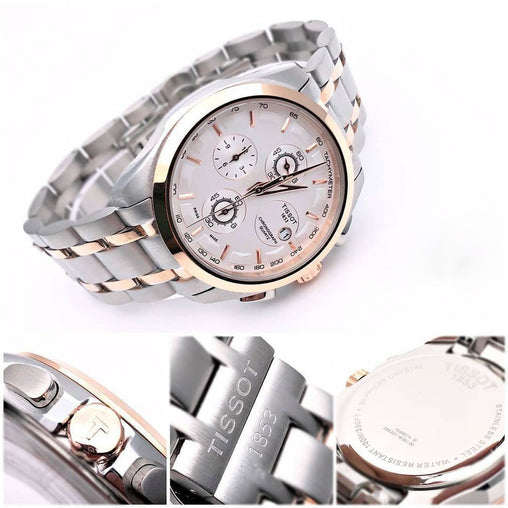 SILVER FORCE DIAL MEN'S WATCH