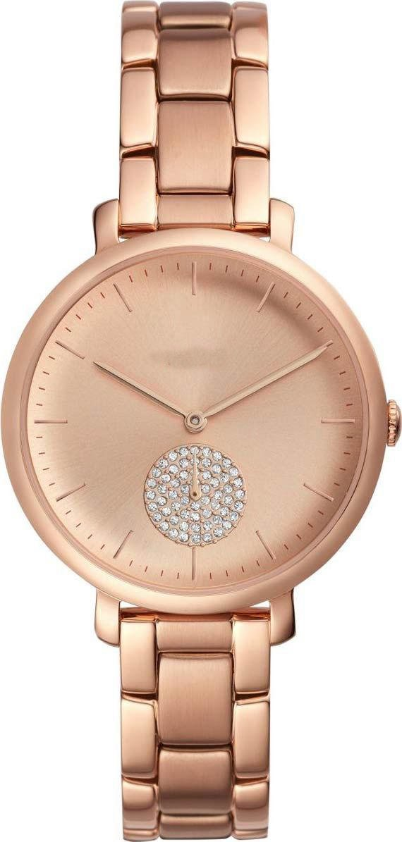 GOLD Dial WRIST WATCH ANALOG Watch - For Girls