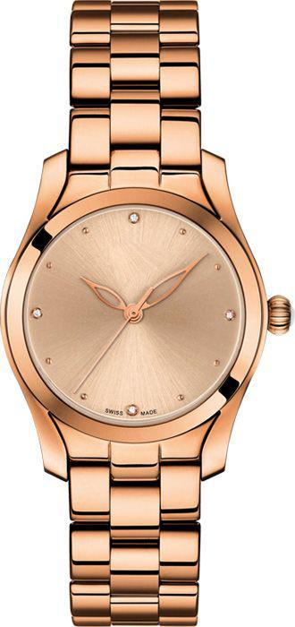 GOLD Dial METAL STRAP ANALOG Watch - For WOMEN
