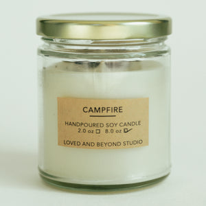 Campfire Standard Candle