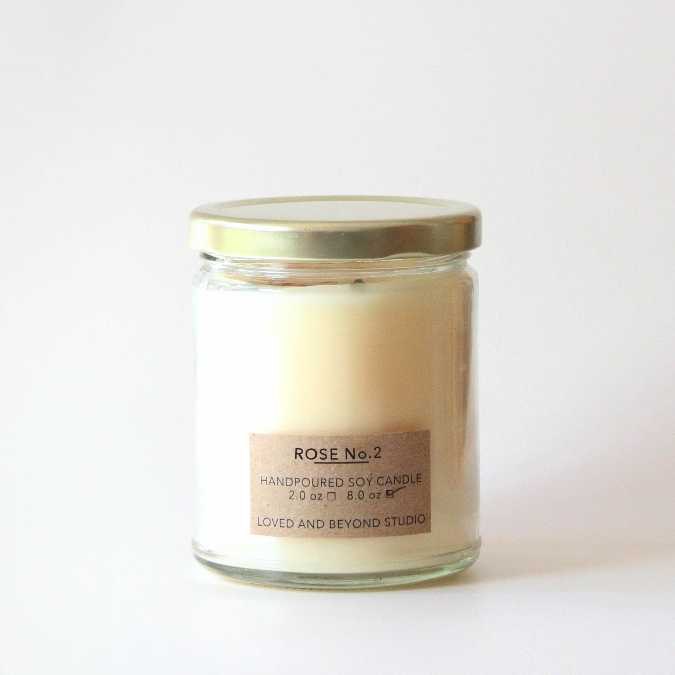 Rose No.2 Standard Candle