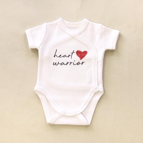 Image of Itty Bitty Baby NICU Friendly Graphic Kimono Bodysuit