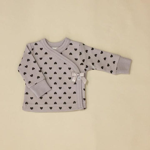 Itty Bitty Baby NICU Friendly Dainty Heart Layette Set