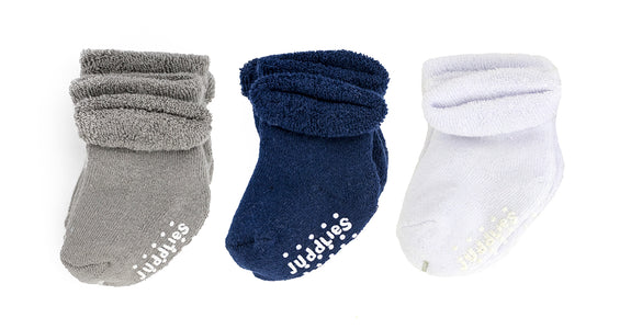 6PK Infant Socks - Boys