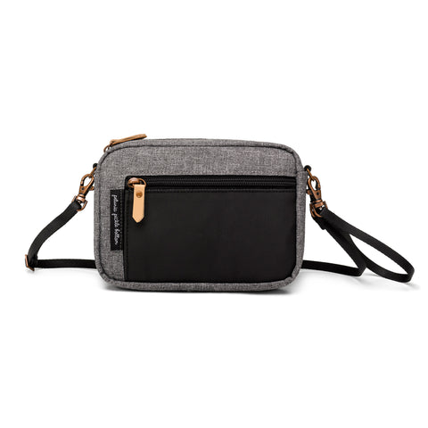 Adventure Belt Bag: Graphite/Black