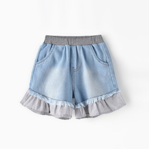 Image of Andrea Denim Shorts