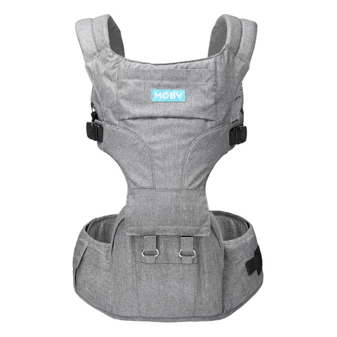 Image of MOBY 2-in-1 Baby Carrier & Hipseat