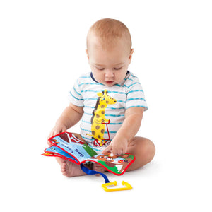 Baby Einstein Explore & Discover Soft Book