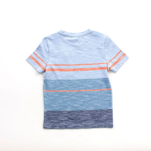 Image of Blue Haze Devin Baby Tee