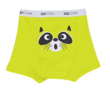 Image of Boys Boxer - Fox, Walrus & Raccoon 3PK