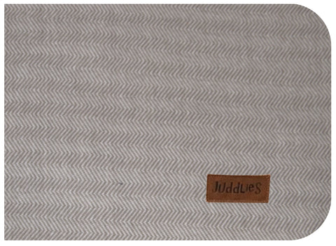 Cottage Collection Crib Sheet - Beach Beige