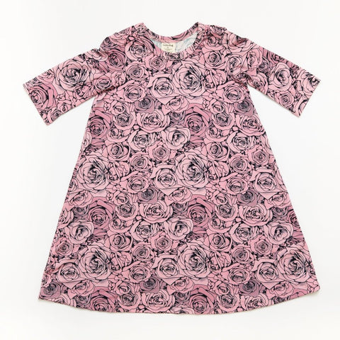 Fairy Rose Frock Dress