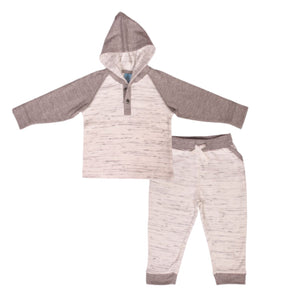 Henley Hood 2 Pc Set