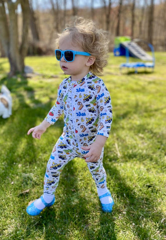 Hudson Valley Farm Playsuit