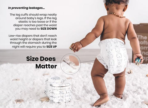 Image of Parasol Clean & Dry Diapers